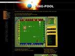 Сайт игры «Ping-Pool»