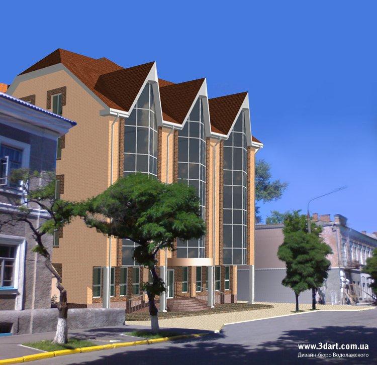 Административно-жилой комплекс