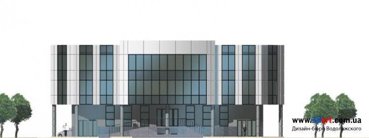 Административно – торговое  здание  «ТЕЛЕГРАФЪ»