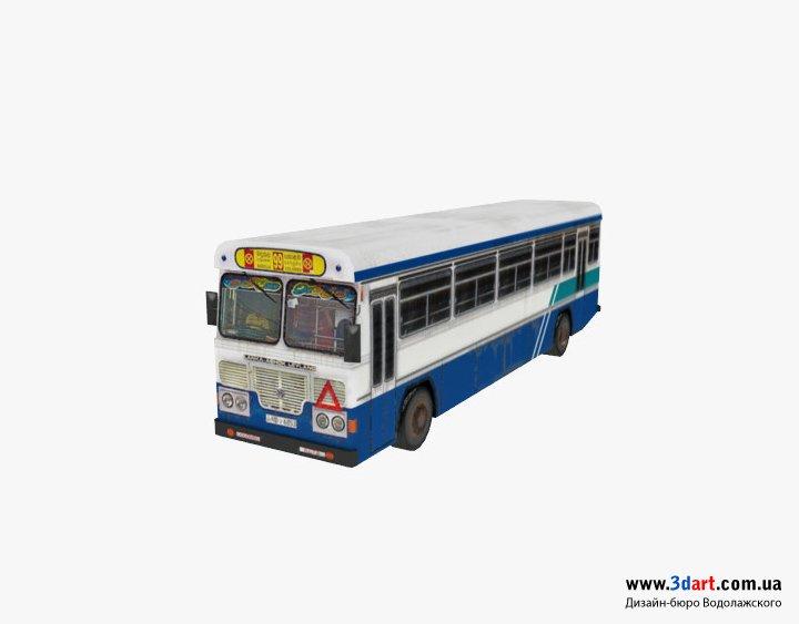 Автобус Ashok Leyland